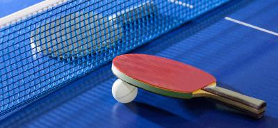 乒乓球檯及用品