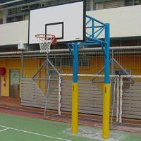 種地式籃球架